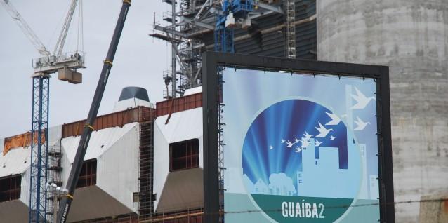 Sindicato dos Arrumadores realiza visita t�cnica ao Projeto Gua�ba 2