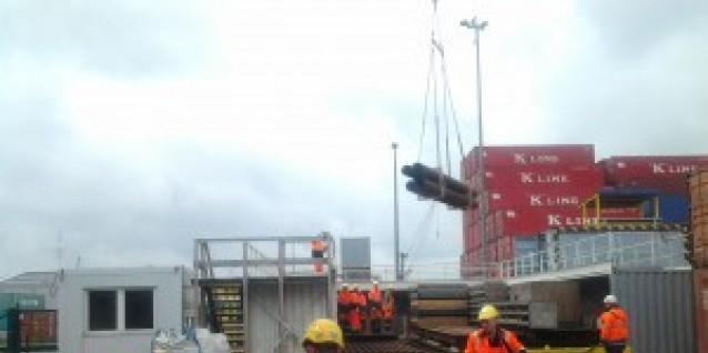 O novo momento da capacita��o dos trabalhadores portu�rios