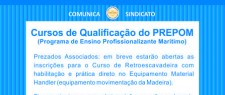 Curso de Qualifica��o do PREPOM
