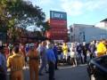 Estivadores e arrumadores protestam contrata��es irregulares