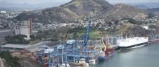 Constru��o de novo ber�o ampliar� capacidade do Porto de Vit�ria